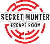 Secret Hunter – Juego de escape en vivo Alicante Logo